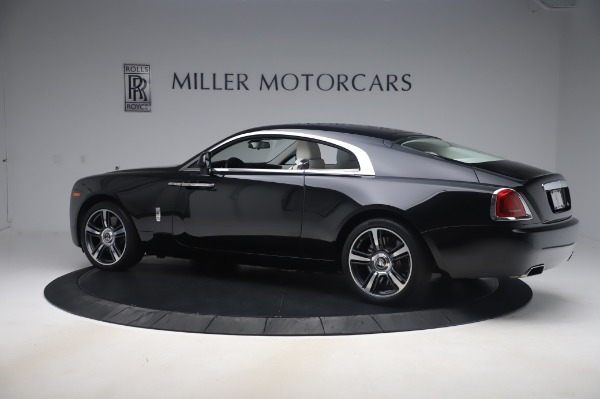 Used 2014 Rolls-Royce Wraith Base for sale $168,900 at Bugatti of Greenwich in Greenwich CT 06830 4