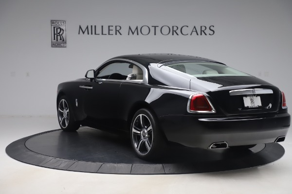 Used 2014 Rolls-Royce Wraith Base for sale $168,900 at Bugatti of Greenwich in Greenwich CT 06830 5