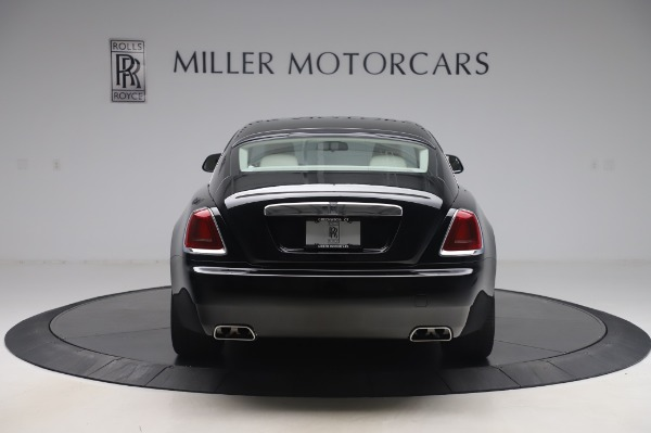 Used 2014 Rolls-Royce Wraith Base for sale $168,900 at Bugatti of Greenwich in Greenwich CT 06830 6