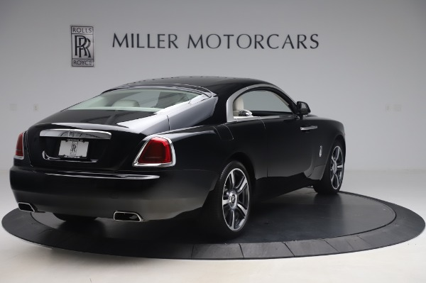 Used 2014 Rolls-Royce Wraith for sale $165,900 at Bugatti of Greenwich in Greenwich CT 06830 7