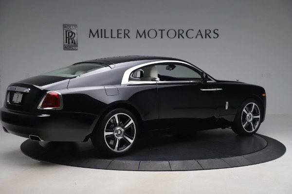 Used 2014 Rolls-Royce Wraith for sale $165,900 at Bugatti of Greenwich in Greenwich CT 06830 8