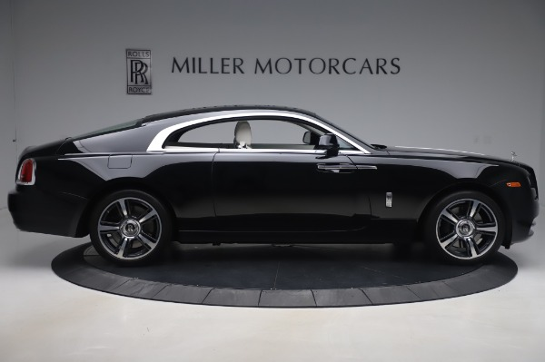 Used 2014 Rolls-Royce Wraith for sale $165,900 at Bugatti of Greenwich in Greenwich CT 06830 9