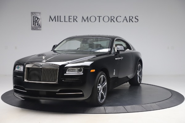 Used 2014 Rolls-Royce Wraith Base for sale $168,900 at Bugatti of Greenwich in Greenwich CT 06830 1