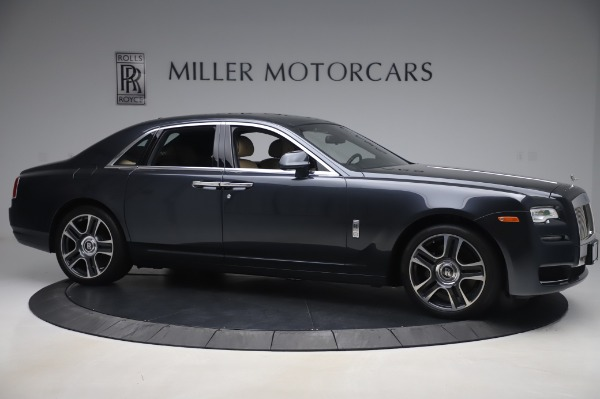 Used 2016 Rolls-Royce Ghost for sale $175,900 at Bugatti of Greenwich in Greenwich CT 06830 10