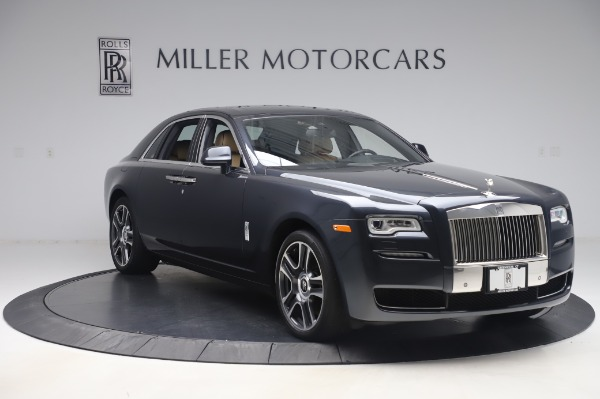 Used 2016 Rolls-Royce Ghost for sale $175,900 at Bugatti of Greenwich in Greenwich CT 06830 11