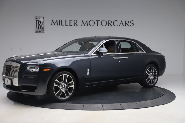 Used 2016 Rolls-Royce Ghost for sale $175,900 at Bugatti of Greenwich in Greenwich CT 06830 2