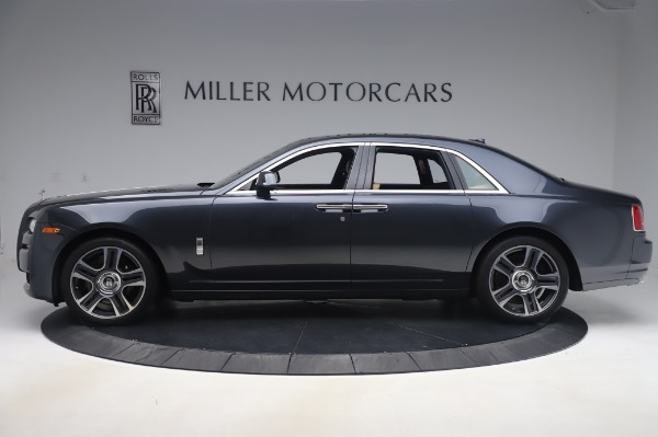 Used 2016 Rolls-Royce Ghost for sale $175,900 at Bugatti of Greenwich in Greenwich CT 06830 3