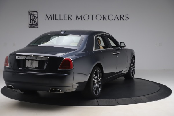 Used 2016 Rolls-Royce Ghost for sale $175,900 at Bugatti of Greenwich in Greenwich CT 06830 7