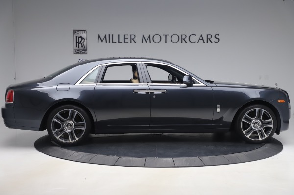 Used 2016 Rolls-Royce Ghost for sale $175,900 at Bugatti of Greenwich in Greenwich CT 06830 9