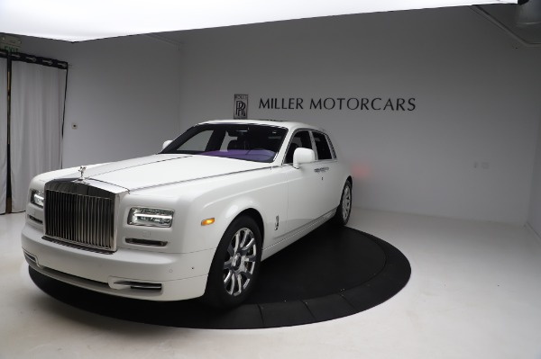 Used 2014 Rolls-Royce Phantom for sale $179,900 at Bugatti of Greenwich in Greenwich CT 06830 4