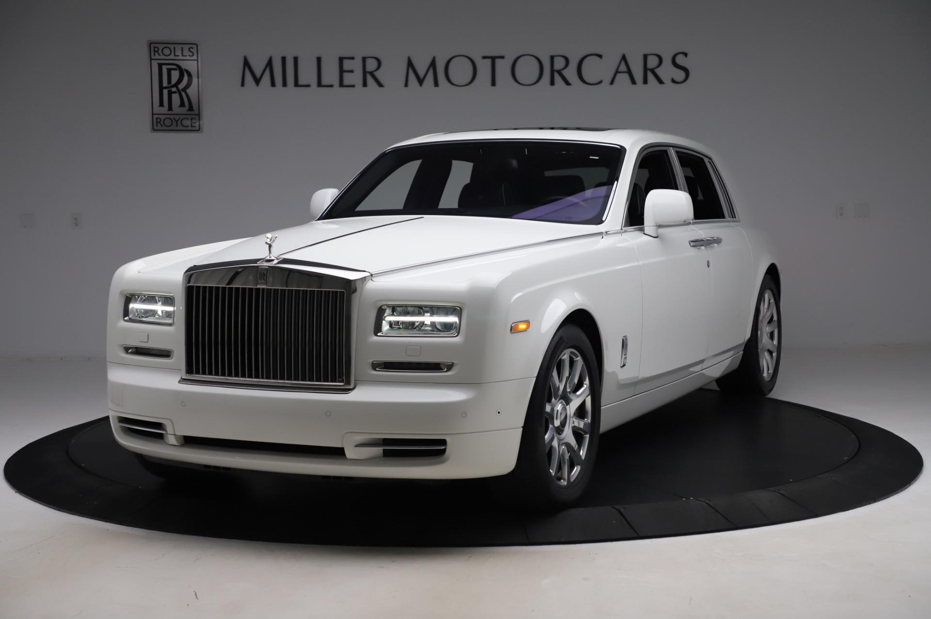Used 2014 Rolls-Royce Phantom for sale Sold at Bugatti of Greenwich in Greenwich CT 06830 1