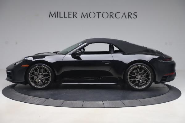 Used 2020 Porsche 911 Carrera 4S for sale $139,900 at Bugatti of Greenwich in Greenwich CT 06830 13