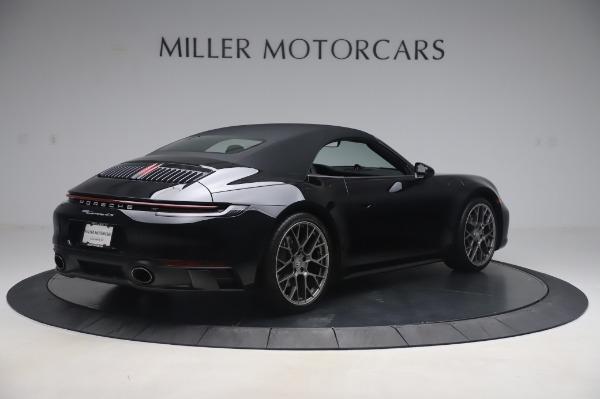 Used 2020 Porsche 911 Carrera 4S for sale $139,900 at Bugatti of Greenwich in Greenwich CT 06830 15