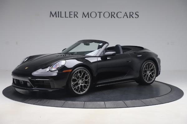 Used 2020 Porsche 911 Carrera 4S for sale $139,900 at Bugatti of Greenwich in Greenwich CT 06830 2