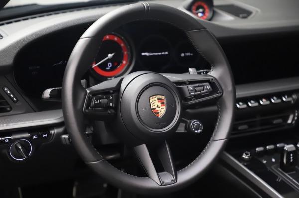 Used 2020 Porsche 911 Carrera 4S for sale $139,900 at Bugatti of Greenwich in Greenwich CT 06830 20
