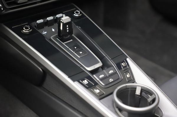 Used 2020 Porsche 911 Carrera 4S for sale $139,900 at Bugatti of Greenwich in Greenwich CT 06830 26