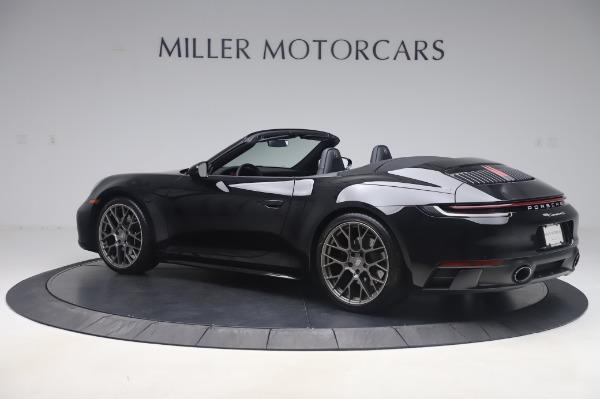 Used 2020 Porsche 911 Carrera 4S for sale $139,900 at Bugatti of Greenwich in Greenwich CT 06830 4