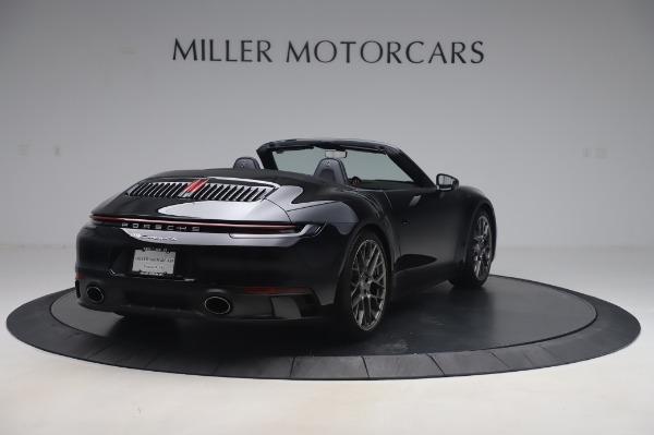 Used 2020 Porsche 911 Carrera 4S for sale $139,900 at Bugatti of Greenwich in Greenwich CT 06830 7
