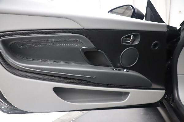 Used 2019 Aston Martin DB11 V8 Coupe for sale $159,900 at Bugatti of Greenwich in Greenwich CT 06830 16