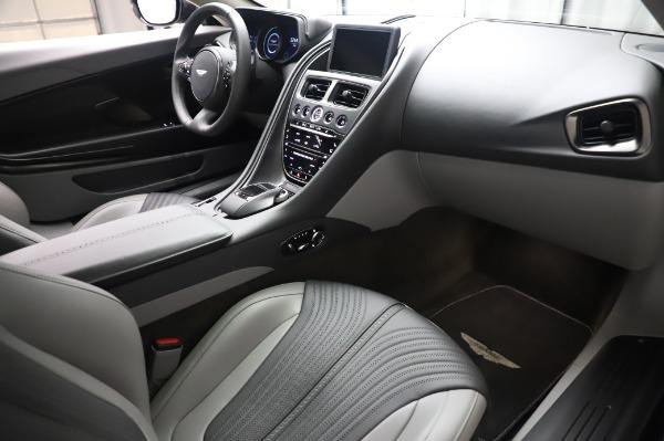 Used 2019 Aston Martin DB11 V8 Coupe for sale $159,900 at Bugatti of Greenwich in Greenwich CT 06830 19