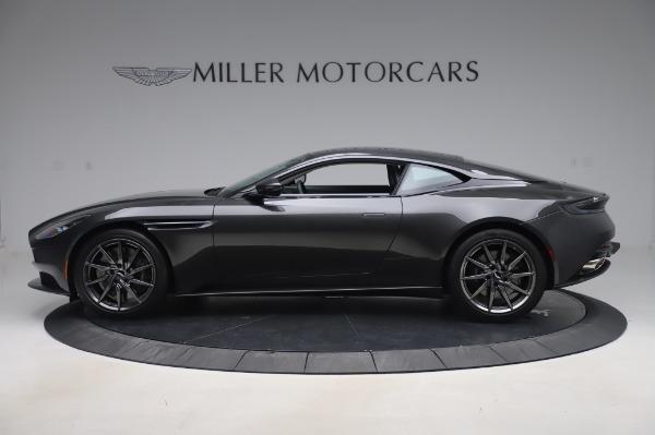 Used 2019 Aston Martin DB11 V8 Coupe for sale $159,900 at Bugatti of Greenwich in Greenwich CT 06830 2