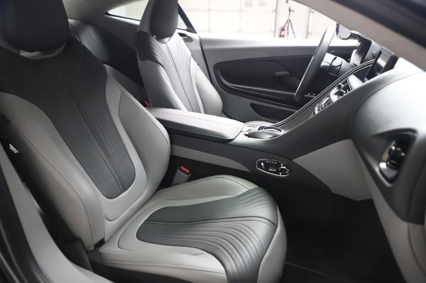 Used 2019 Aston Martin DB11 V8 Coupe for sale $159,900 at Bugatti of Greenwich in Greenwich CT 06830 21