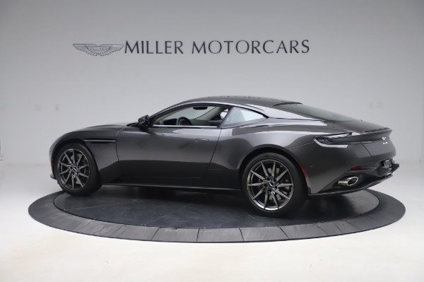 Used 2019 Aston Martin DB11 V8 Coupe for sale $159,900 at Bugatti of Greenwich in Greenwich CT 06830 3
