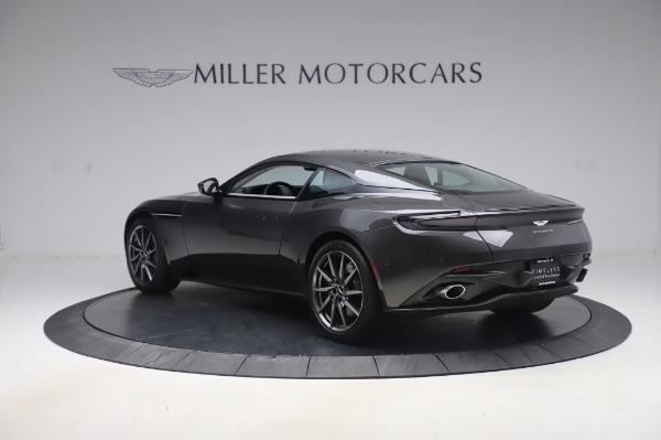 Used 2019 Aston Martin DB11 V8 Coupe for sale $159,900 at Bugatti of Greenwich in Greenwich CT 06830 4