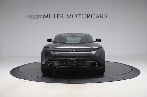 Used 2019 Aston Martin DB11 V8 Coupe for sale $159,900 at Bugatti of Greenwich in Greenwich CT 06830 5