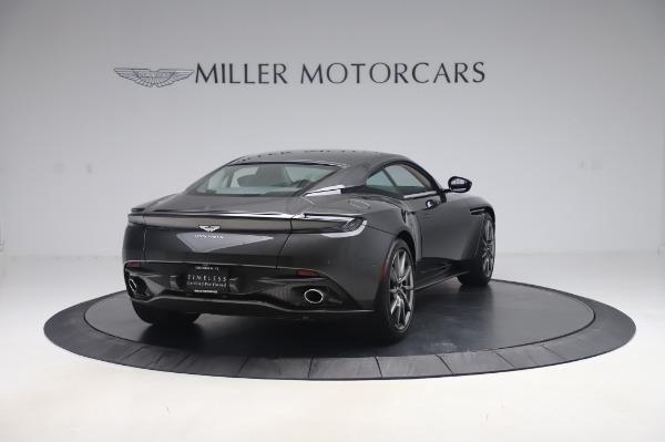 Used 2019 Aston Martin DB11 V8 Coupe for sale $159,900 at Bugatti of Greenwich in Greenwich CT 06830 6
