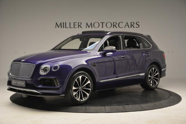 New 2017 Bentley Bentayga for sale Sold at Bugatti of Greenwich in Greenwich CT 06830 2