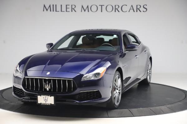 2017 Maserati Quattroporte