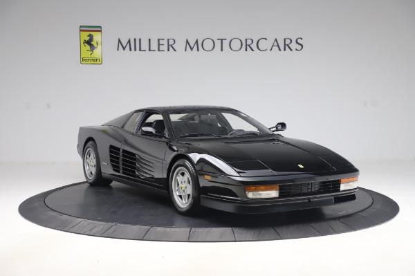 Used 1991 Ferrari Testarossa for sale $129,900 at Bugatti of Greenwich in Greenwich CT 06830 11