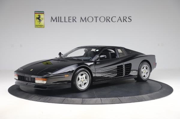 Used 1991 Ferrari Testarossa for sale $129,900 at Bugatti of Greenwich in Greenwich CT 06830 2