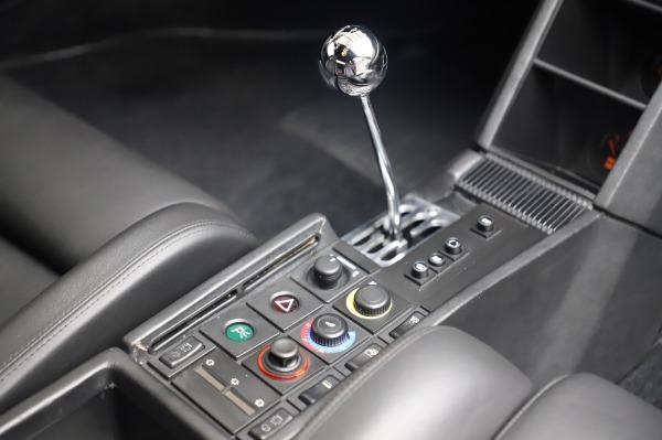Used 1991 Ferrari Testarossa for sale $129,900 at Bugatti of Greenwich in Greenwich CT 06830 22