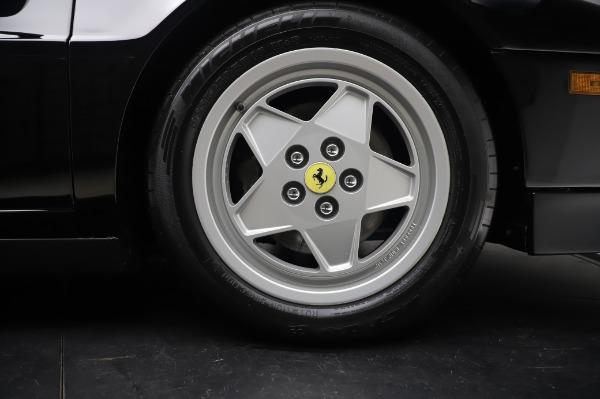 Used 1991 Ferrari Testarossa for sale $129,900 at Bugatti of Greenwich in Greenwich CT 06830 24