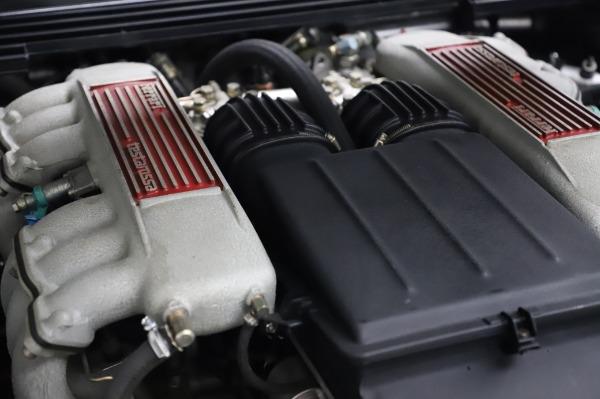 Used 1991 Ferrari Testarossa for sale $129,900 at Bugatti of Greenwich in Greenwich CT 06830 25