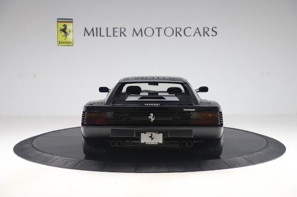 Used 1991 Ferrari Testarossa for sale $129,900 at Bugatti of Greenwich in Greenwich CT 06830 6