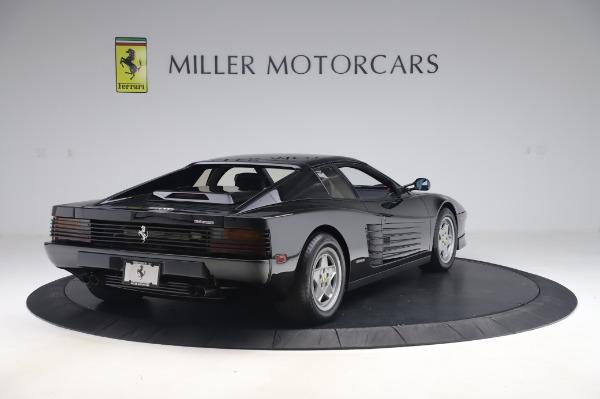 Used 1991 Ferrari Testarossa for sale $129,900 at Bugatti of Greenwich in Greenwich CT 06830 7