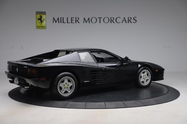 Used 1991 Ferrari Testarossa for sale $129,900 at Bugatti of Greenwich in Greenwich CT 06830 8