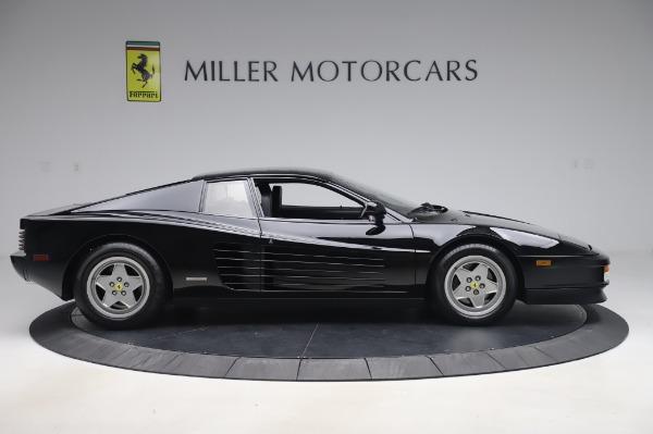 Used 1991 Ferrari Testarossa for sale $129,900 at Bugatti of Greenwich in Greenwich CT 06830 9