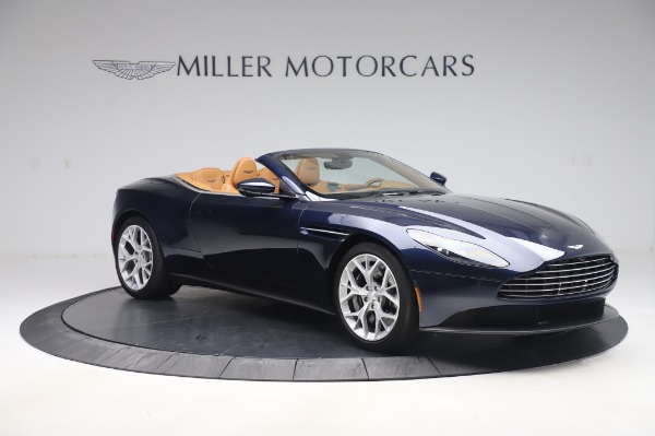 Used 2019 Aston Martin DB11 Volante Convertible for sale $198,900 at Bugatti of Greenwich in Greenwich CT 06830 10