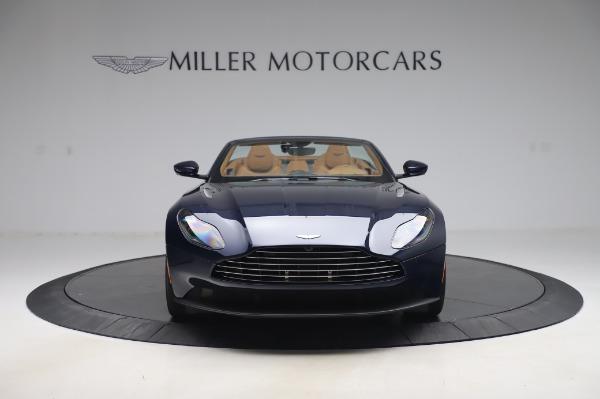 Used 2019 Aston Martin DB11 Volante Convertible for sale $198,900 at Bugatti of Greenwich in Greenwich CT 06830 11