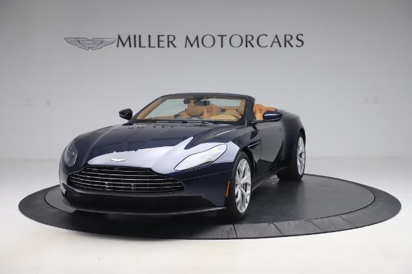 Used 2019 Aston Martin DB11 Volante Convertible for sale $198,900 at Bugatti of Greenwich in Greenwich CT 06830 12