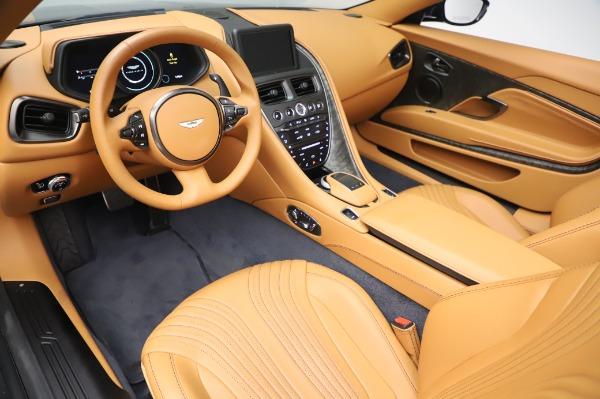 Used 2019 Aston Martin DB11 Volante Convertible for sale $198,900 at Bugatti of Greenwich in Greenwich CT 06830 13
