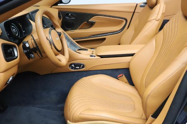 Used 2019 Aston Martin DB11 Volante Convertible for sale $198,900 at Bugatti of Greenwich in Greenwich CT 06830 14