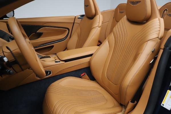 Used 2019 Aston Martin DB11 Volante Convertible for sale $198,900 at Bugatti of Greenwich in Greenwich CT 06830 15