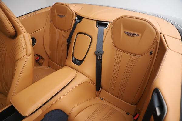 Used 2019 Aston Martin DB11 Volante Convertible for sale $198,900 at Bugatti of Greenwich in Greenwich CT 06830 16