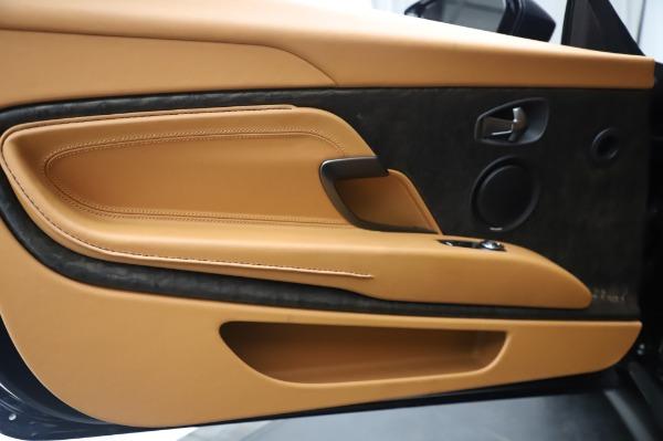 Used 2019 Aston Martin DB11 Volante Convertible for sale $198,900 at Bugatti of Greenwich in Greenwich CT 06830 17
