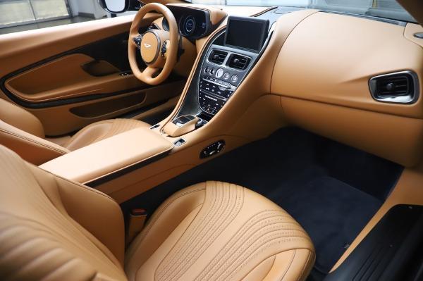 Used 2019 Aston Martin DB11 Volante Convertible for sale $198,900 at Bugatti of Greenwich in Greenwich CT 06830 18